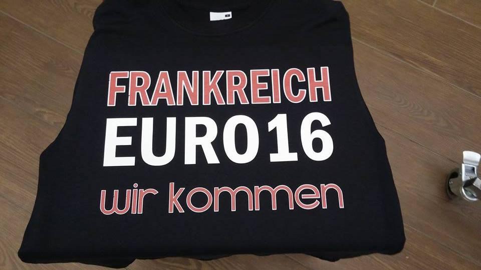 Fussball-Shirt